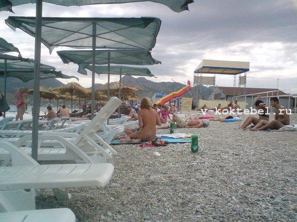 коктебель-нудийский-пляж-видео-2012