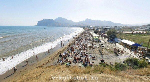 Коктебель-рудийский-пляж-2012
