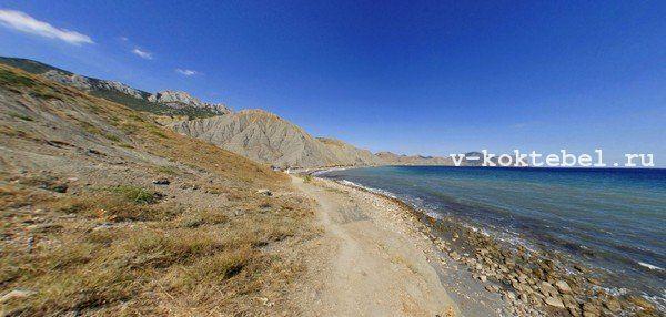 Крым-Лисья-бухта-фото