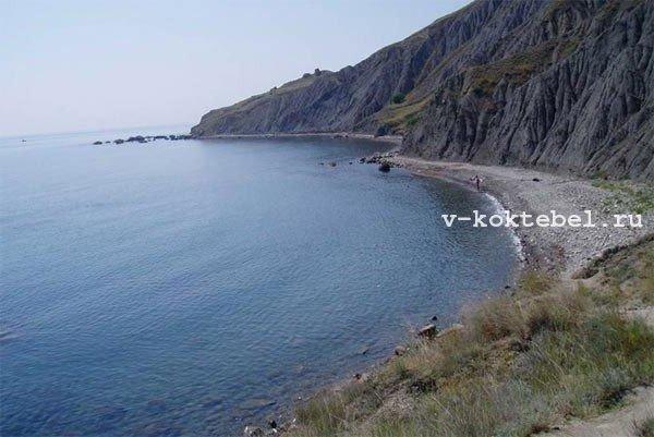 Лисья-бухта-фото-Крым