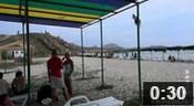 коктебель-пляж-видео