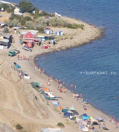 пляж-лисья-бухта