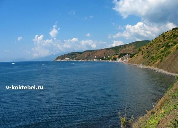 дикие-пляжи-Крыма-фото-бухта-Любви