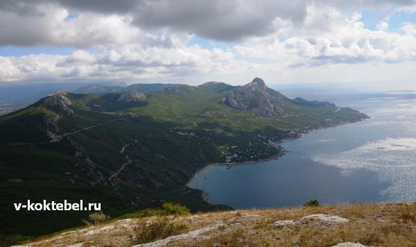 Дикие-пляжи-Крыма-на фото-бухта-Ласпи