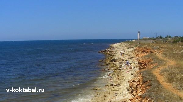 дикие-пляжи-Крыма-фото-Бухта-Казачья