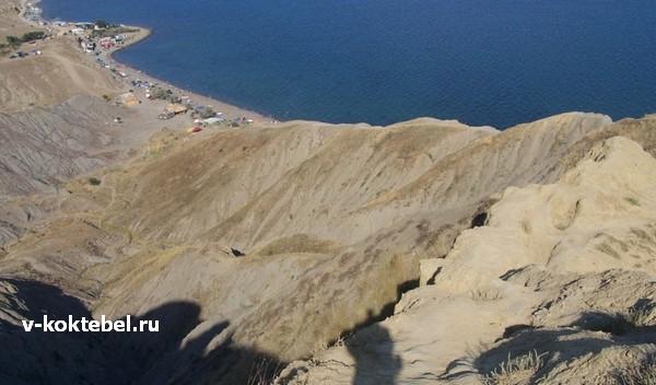 дикие-пляжи-Крыма-фото-Лисья-бухта