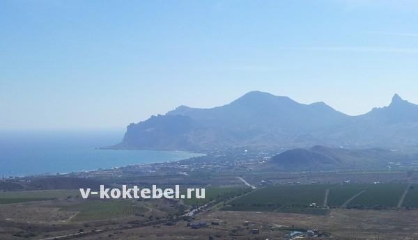 Украина-Коктебель-Крым-фото