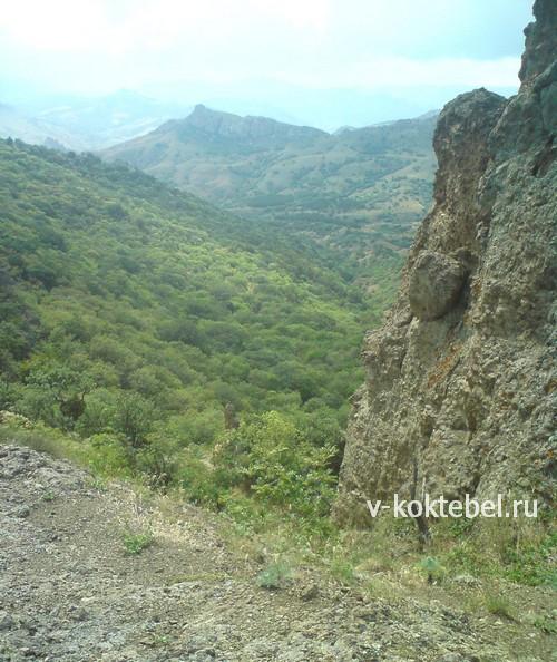 вулкан-Карадаг-Крым
