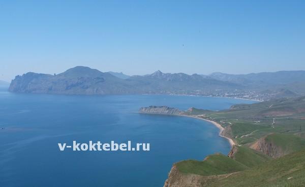 курорт-Коктебель-Украина-фото