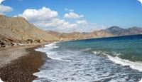 пляж-Лись-бухта-Крым