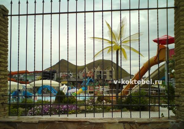 в-аквапарке-Коктебеля-развлечения-для-детей