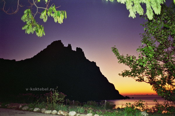 вулкан-Карадаг-Крым - Черная-гора