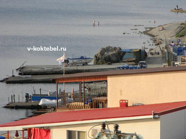 недорогой отдых на побережье Черного моря, Крым