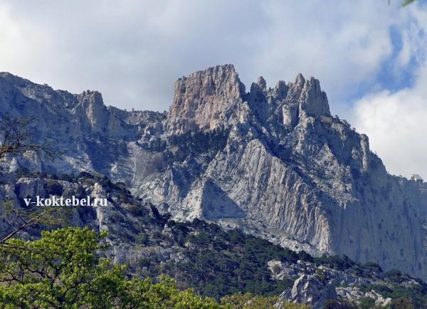 гора Ай-Петри как добраться Крым